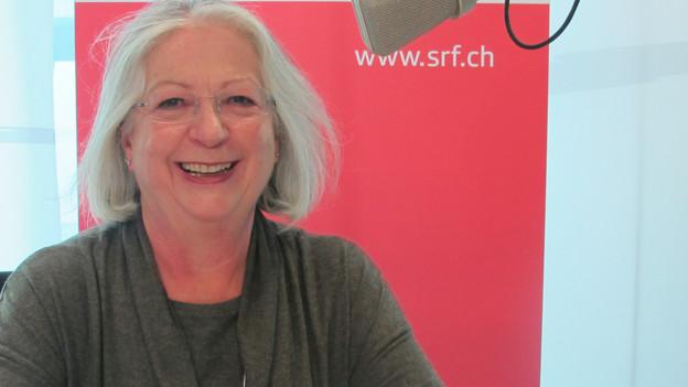 Ruth Bochsler, die Frau Bürgermeisterin von Chur