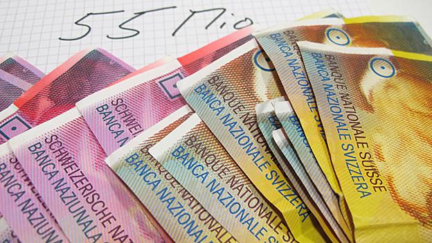 Misstöne bei Bündner Budgetdebatte