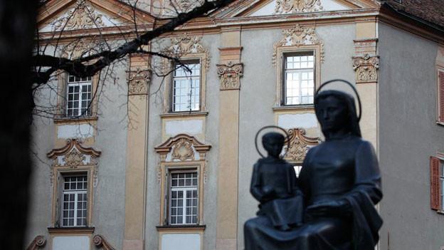 Fassade Bischofssitz