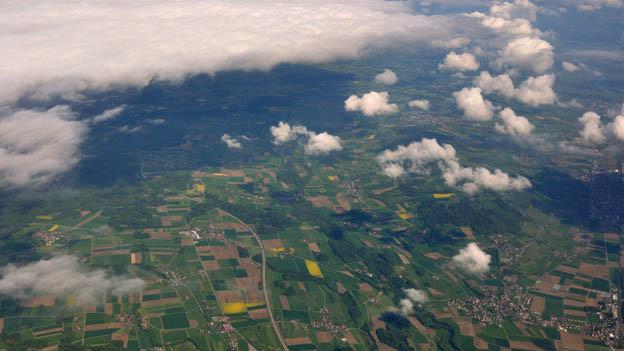 Wolken am politischen Himmel von Märstetten.