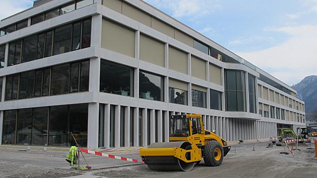 Chur bekommt ein neues Medienhaus