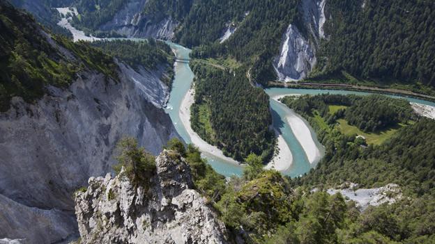 Gegen den Plan eines «Swiss Grand Canyon» gibt es Einsprachen.