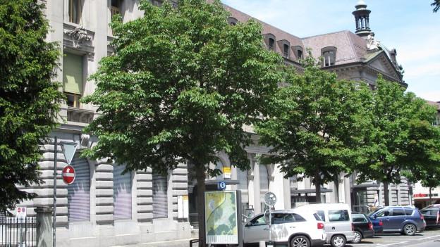 Die Post wird Ende 2016 aus dem historischen Gebäude ausziehen.