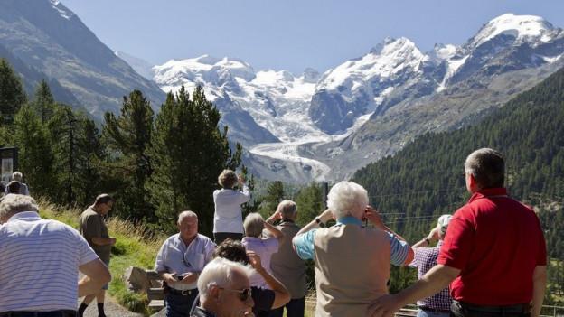 Der Bündner Tourismus leidet unter Gästeschwund.