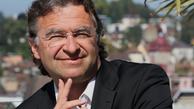 Präsident Hotellieresuisse Graubünden, Ernst Wyrsch