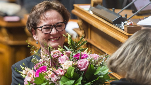 Rücktritt: Nach acht Jahren hört Corina Casanova auf