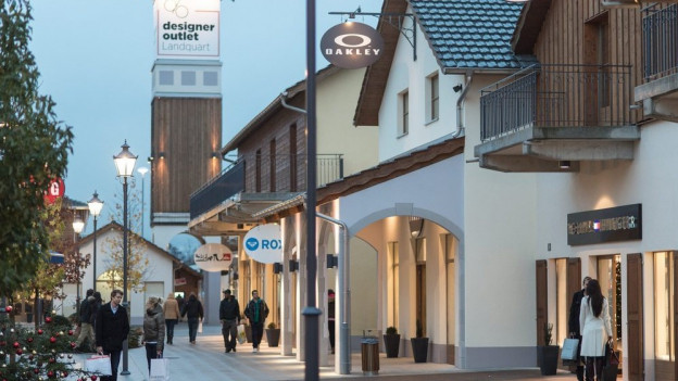 Das Fashion Outlet Landquart hofft auf eine Ausnahmebewilligung für den Sonntagsverkauf