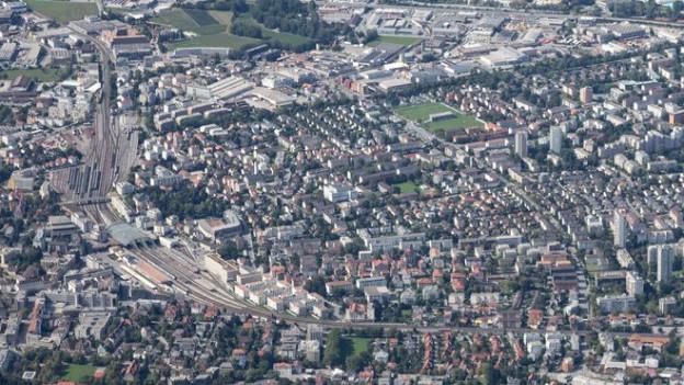 Wie kann man die Innenstadt stärken?