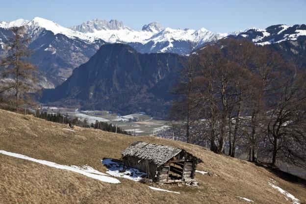 «Tabubruch» in Graubünden: Ställe sollen zu Ferienhäuser werden