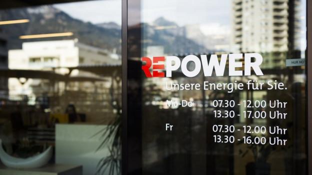 Repower und EKZ