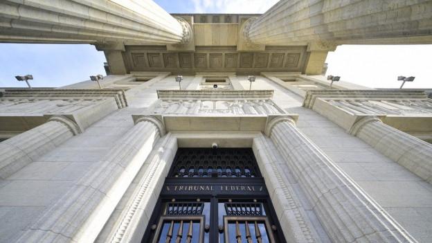 Bundesgericht Fall Cresta Run