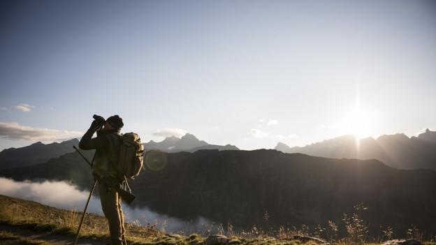 Bündner nehmen alkoholisierte Jäger ins Visier