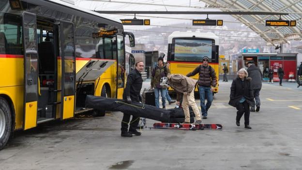 Der Kanton Graubünden pusht das Fernbusangebot.