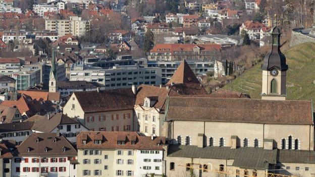 Bischofssitz in Chur