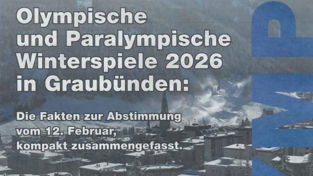Beilage in «Davoser Zeitung»