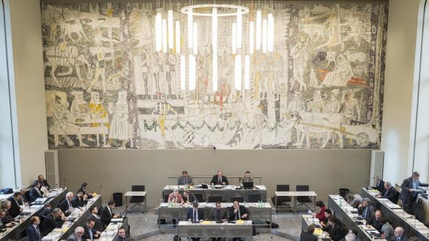 Die Kulturdebatte im Grossen Rat GR dauert an