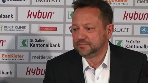 Stefan Hernandez: neuer Präsident des FCSG