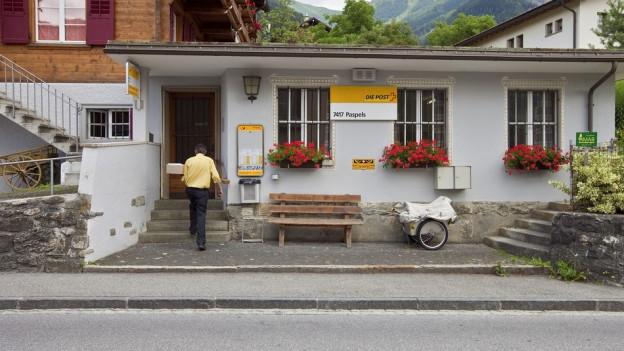 Poststellen