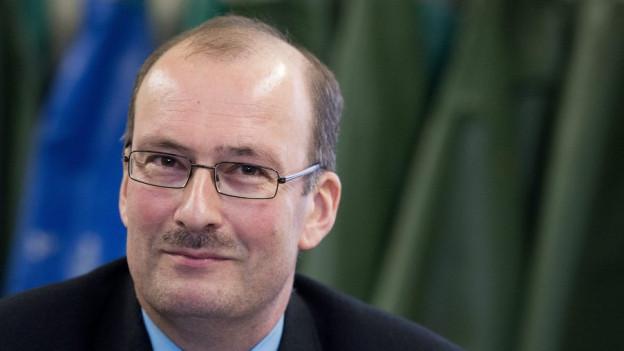 Markus Ritter, Präsident des Schweizer Bauernverbandes