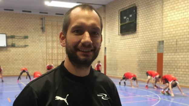 Der Vorarlberger Werner Bösch ist Schweizer Trainer des Jahres.