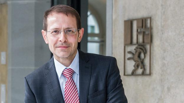 Giuliano Racioppi ist seit 2015 Richter am Bündner Verwaltungsgericht.