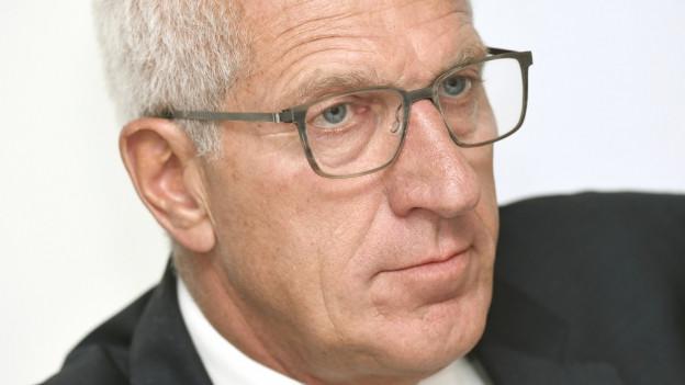 Pierin Vincenz bleibt VR-Präsident bei Repower