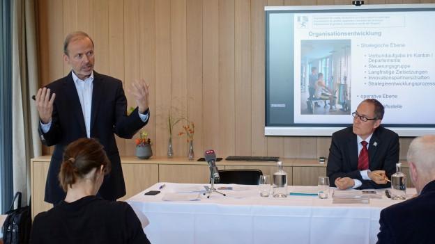 Vor allem Schweizer und Schweizerinnen sollen sich in Bündner Spitälern und Kliniken behandeln lassen.