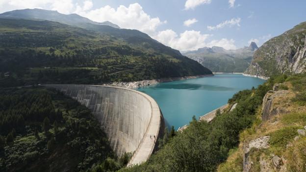 Wie viele Wasserzins-Millionen fliessen in Zukunft?