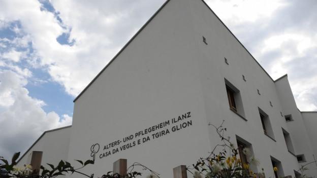 Das Alters-und Pflegeheim Ilanz.
