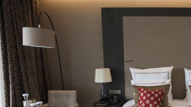 Zimmer in einem Hotel
