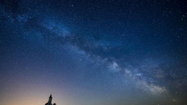 Die Sternwarte wird künftig auf dem Gemeindegebiet von Luzein betrieben.