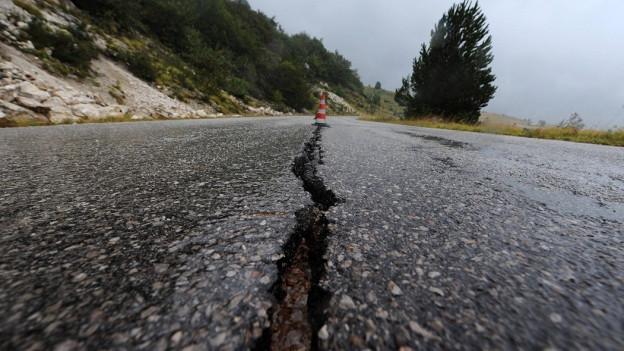 Bündner Regierung will keine Erdbebenversicherung