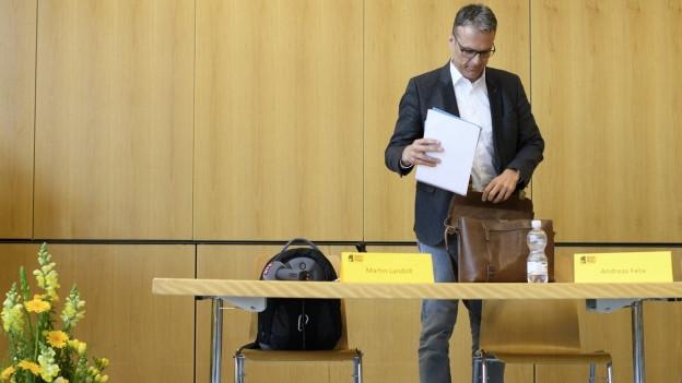 Andreas Felix verzichtet auf eine Klage gegen die «Republik»