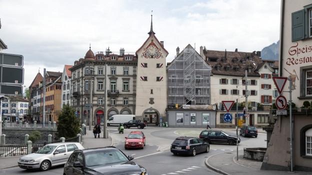 Verkehr in Chur