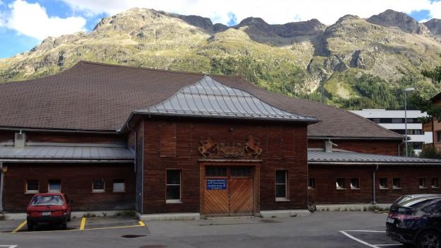 Heisses Wahlkampfthema: Die Reithalle in St. Moritz