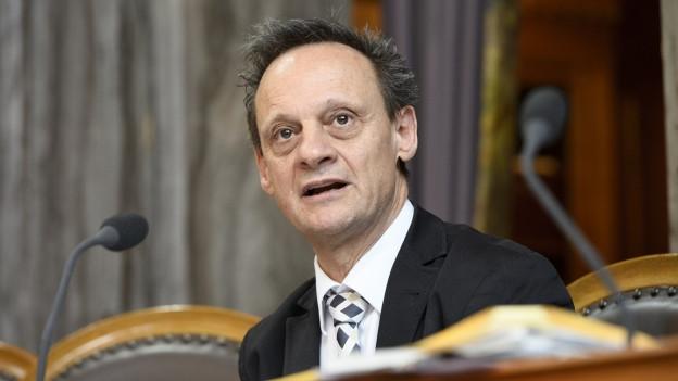 Stefan Engler will nicht Bundesrat werden