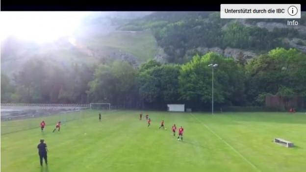 Neue Sportanlage in Chur geplant.