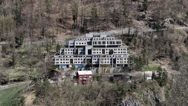 Steit um Konfikt-Sanierung in Chur.