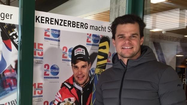 Vor kurzem ist Patrick Küng vom Spitzensport zurückgetreten.