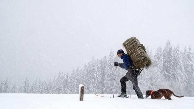 Graubünden und Vorarlberg diskutieren über Fütterungen