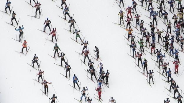 Skimarathon: wenn Medikamente zum Problem werden