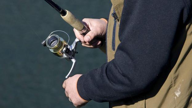Ein Fischer