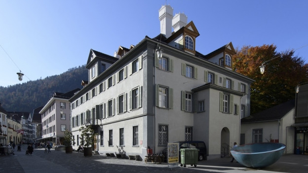 Kantons- und Verwaltungsgericht sollen künftig unter einem Dach sein.