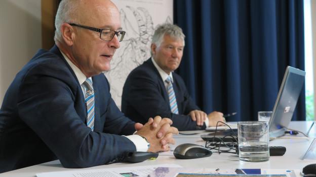 Die Gesamtschäden lagen mit 18,8 Millionen Franken im Rahmen des Budgets respektive im Schnitt der letzten zehn Jahre.