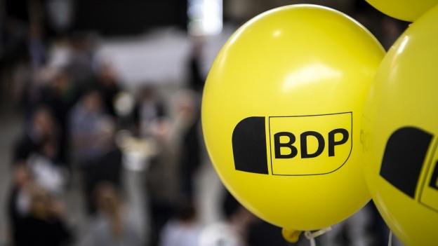 Das Ziel der BDP ist klar: den Sitz von Duri Campell verteidigen.