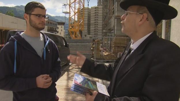 Nach Missverständnissen sollen Vermittler des Schweizerischen Israelitischen Gemeindebunds den Dialog fördern.