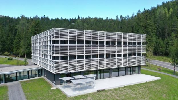 Neuer Medizin-Campus in Davos eingeweiht