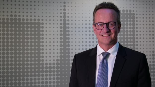 Zum ersten Mal kann Martin Schmid nicht konkurrenzlos in den Ständerat gewählt werden.