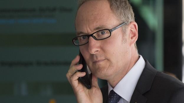 «Anspruchsvolle Perspektiven», sagte Finanzdirektor Christian Rathgeb am Donnerstag in Chur.