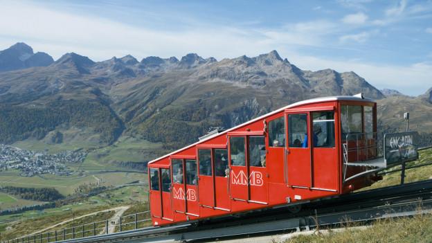 Bergbahn Muottas Muragl